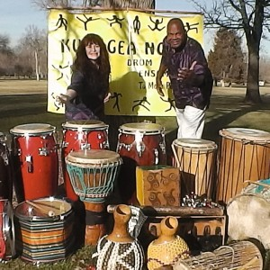 Kusogea Nobi Drum Ensemble - African Entertainment in Denver, Colorado