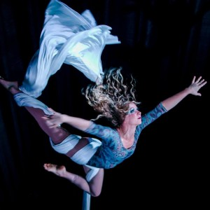 KY Aerialist - Jessica Johnson - Aerialist / Traveling Theatre in Lexington, Kentucky