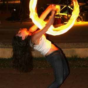 Kyle Anne - Fire Performer / Outdoor Party Entertainment in Honolulu, Hawaii