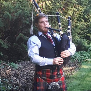 Banta Music - Bagpiper in Langley, British Columbia