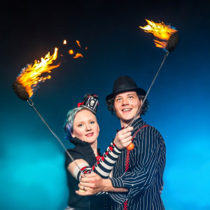 Delightflow Duo - Fire Performer / Hoop Dancer in Atlanta, Georgia