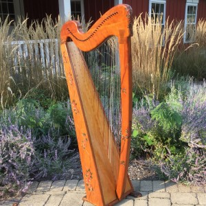 KyRho's Fire - Harpist / Celtic Music in Tucson, Arizona