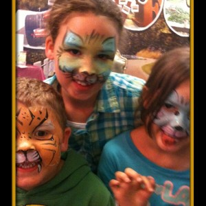 Faces By Llarita - Face Painter / Outdoor Party Entertainment in Greenwood, Indiana