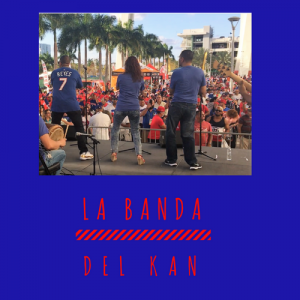 La Banda del Kan - Merengue Band / Latin Band in Miami, Florida
