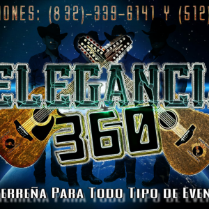 La Elegancia 360 - Latin Band in Elgin, Texas