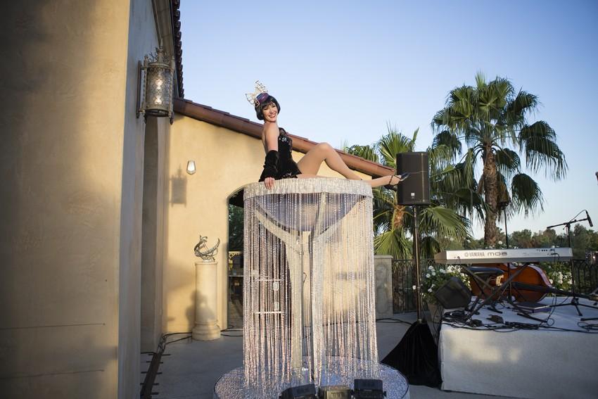 Hire La Follies Dance Troupe In Los Angeles California