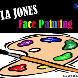 LAJ Faces - Face Painter in Philadelphia, Pennsylvania