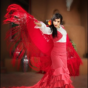 La Juerga Flamenco - Flamenco Dancer in Santa Fe, New Mexico