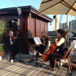 La Mer Ensembles - String Trio in Forked River, New Jersey