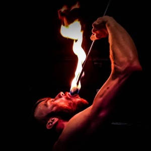 Labors of Lunacy - Fire Performer in Denver, Colorado