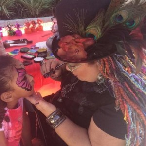 Lady Butterfly Productions - Face Painter / College Entertainment in Houston, Texas