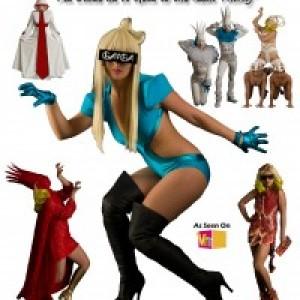 Lady Gaga Impersonator