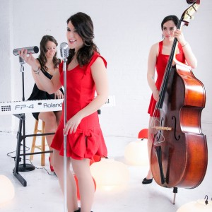 Lady Rouge - Jazz Band / Wedding Musicians in Montreal, Quebec