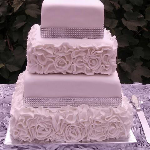 Hire Ladybug Blue Cake Design - Cake Decorator in Eugene ...