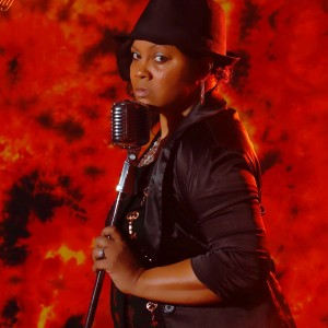 LaFemme Nakita - Spoken Word Artist in San Antonio, Texas