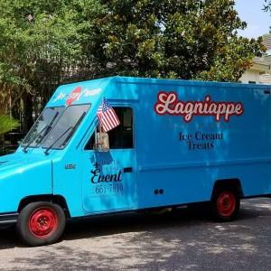 Lagniappe Treats Ice Cream Truck