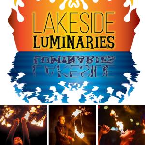 Lakeside Luminaries - Fire Performer / LED Performer in Sheboygan, Wisconsin