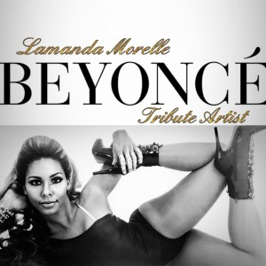 Lamanda Morelle as Beyonce - Tribute Artist in Las Vegas, Nevada