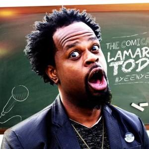 Lamarr Todd - Comedian in Lansdowne, Pennsylvania