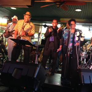 Lana Turner Wilson & The Love TKO Band - R&B Group in Palmdale, California