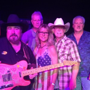 Lance Griffith and the Midnite Prairie Band - Country Band in Branson, Missouri