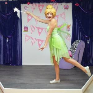 Land of the Glass Slipper - Princess Party in Orangeville, Ontario