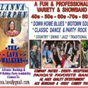 "Lanna Murphy""s Lavawalkers - Wedding Band / Dance Band in Hilo, Hawaii"
