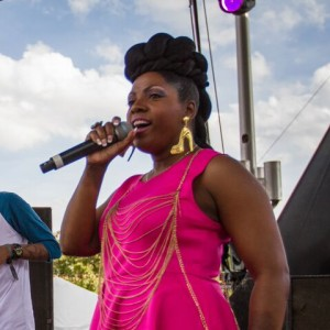LaRae Starr - Soul Singer in Detroit, Michigan