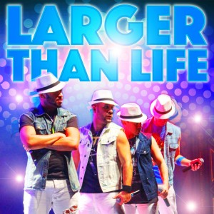 Larger Than Life - 1990s Era Entertainment / Singing Group in Yonkers, New York