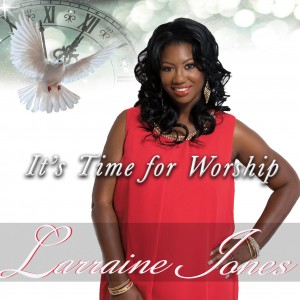 Larraine Jones Live! - Gospel Music Group in Washington, District Of Columbia