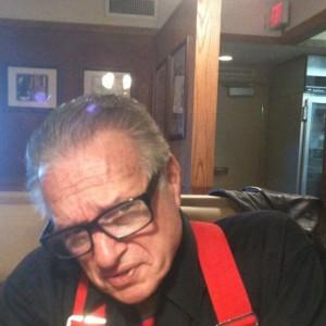 Larry King Look-Alike - Look-Alike in Las Vegas, Nevada
