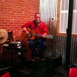 Larry Quisenberry - Country Singer in Florence, Texas