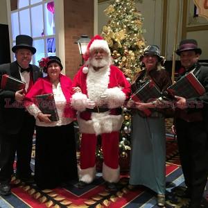 Las Vegas Christmas Carolers - Christmas Carolers in Las Vegas, Nevada