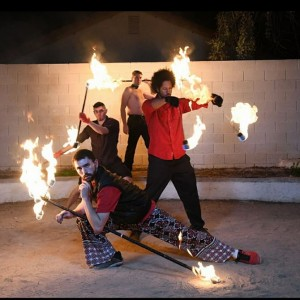 Las Vegas Fire Bender - Fire Performer in Las Vegas, Nevada