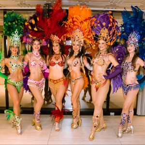 Las Vegas Samba Conmigo - Burlesque Entertainment in Las Vegas, Nevada