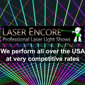 Laser Encore - Laser Light Show / Pyrotechnician in New York City, New York
