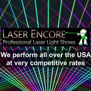 Laser Encore - Laser Light Show in New York City, New York