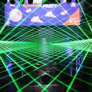 Laser Ninja Productions - Laser Light Show in San Antonio, Texas
