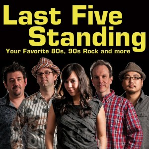 Last Five Standing - Party Band / 1990s Era Entertainment in Atlanta, Georgia