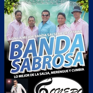 "Latin Band ""sabrosa Band"" - Latin Band / Wedding DJ in Ottawa, Ontario"
