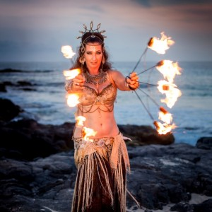 Laura Crittendon - Belly Dancer - Belly Dancer / Fire Dancer in Kailua Kona, Hawaii