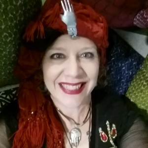 Laura E. West, Fortune-teller & Lipsologist - Psychic Entertainment / Sideshow in Dallas, Texas