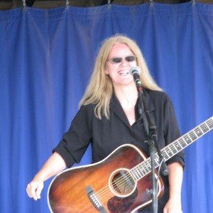 Laura McLean guitar guru of the lower cape fear