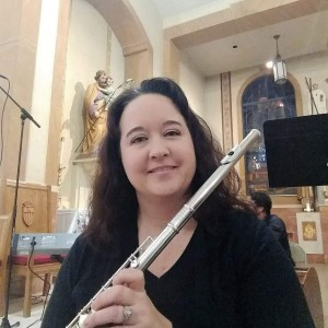 Laura Volenik - Flute Player in Canfield, Ohio