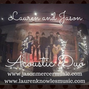 Lauren and Jason - Acoustic Band in Toronto, Ontario