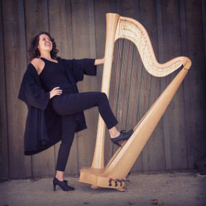 Lauren Arasim - Harpist in Menifee, California