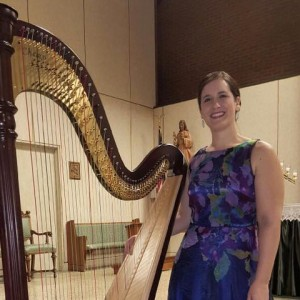 Lauren Lewandowski - Harpist in New Orleans, Louisiana