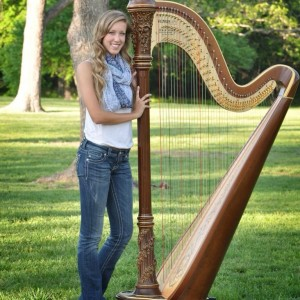 Lauren Miller- Harpist - Harpist in Dallas, Texas