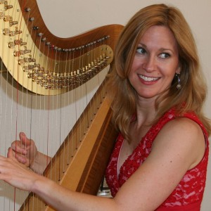 Laurie Rasmussen, Harpist - Harpist / Acoustic Band in Santa Barbara, California