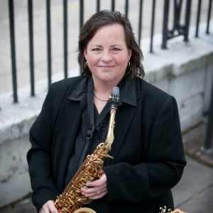 Laurin McGee - Saxophone Player in Charleston, South Carolina